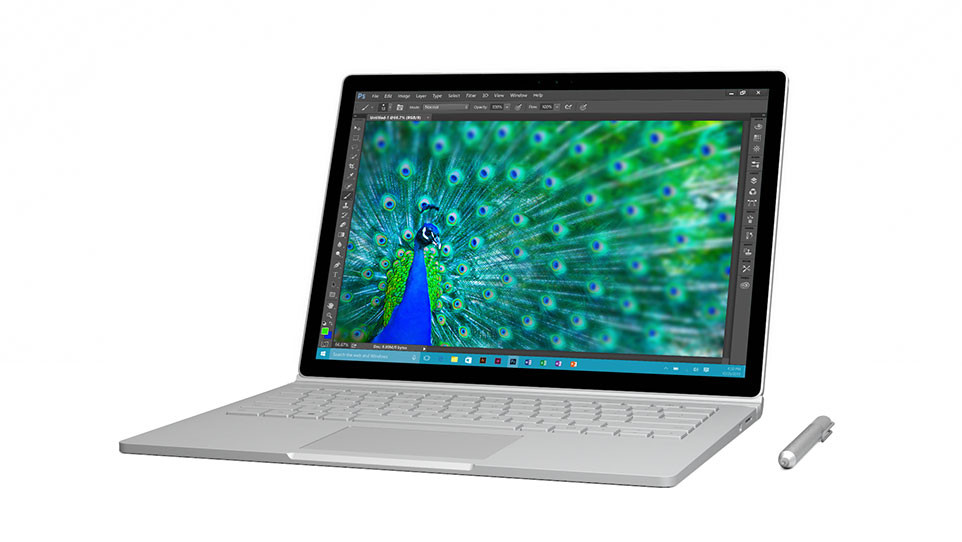 Surface BookとSurface Pro 4のスペックを徹底比較!01