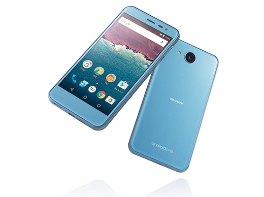 【Y!mobile】Android Oneスマホ「507SH」のスペックや価格、評価まとめ01